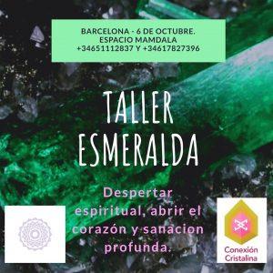 flyer barcelona esmeralda